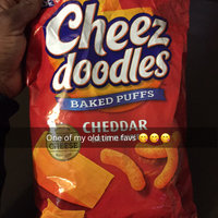 Wise Cheez Doodles Puffed Baked Cheese Flavored Corn Snacks uploaded by Kaysha A.