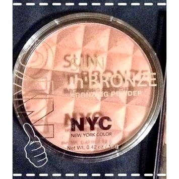 Photo of N.Y.C. New York Color Sun N' Bronze Bronzing Powder uploaded by Liz H.