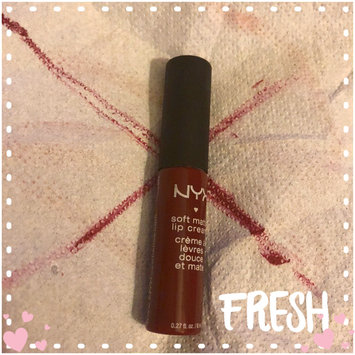 Photo of NYX Xtreme Lip Cream uploaded by Saher T.