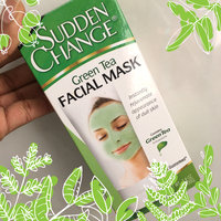 Sudden Change Green Tea Facial Mask uploaded by Shevy B.