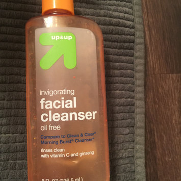 Photo of up & up Facial Cleanser - Morning Burst - 8 oz uploaded by Amanda N.