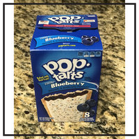 Kellogg's Pop-Tarts Frosted Blueberry Toaster Pastries uploaded by Himali B.