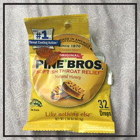 Pine Bros. Softish Throat Drops Natural Honey - 32 CT uploaded by Terica A.
