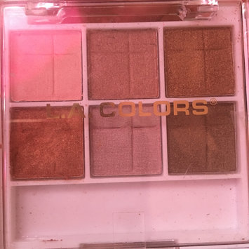 Photo of L.A. Colors 6 Color Eyeshadow, Delicate, .14 oz uploaded by martha d.