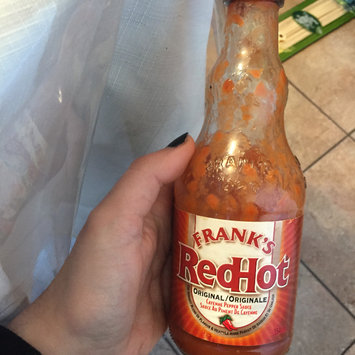Photo of Frank's RedHot® Original Cayenne Pepper Sauce uploaded by Suzanne M.
