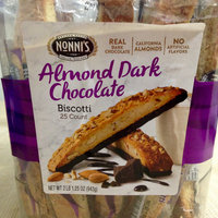 Nonni Almond Chocolate Biscotti, 2.07-Pound, 2 lbs 1.25 oz uploaded by Nka k.