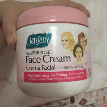 Photo of JERGENS® All Purpose Face Cream uploaded by Paola A.