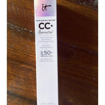 Photo of IT Cosmetics® Your Skin But Better™ CC+ Illumination™ with SPF 50+ uploaded by MK J.