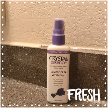 Photo of Crystal Essence 58504 Mineral Lavender Deodorant Body Spray uploaded by Jacqueline S.