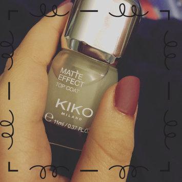 Photo of Kiko Milano Nail Lacquer uploaded by Saher T.