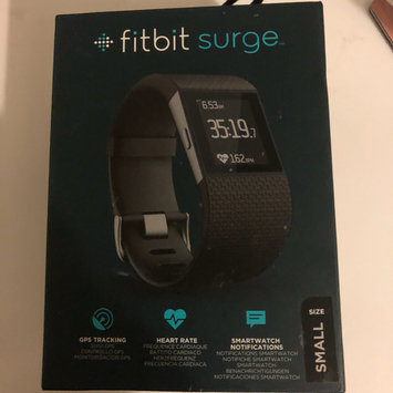 Photo of Fitbit Surge GPS Fitness Watch uploaded by Gail H.
