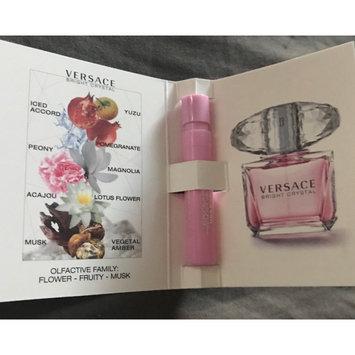 Photo of Versace Bright Crystal Eau de Toilette Spray uploaded by Stephanie B.