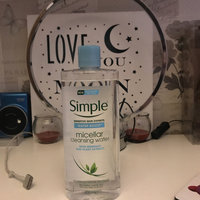 Simple Water Boost Micellar Water uploaded by Chelsea L.