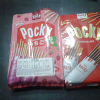 Glico Pocky Strawberry Cream Covered Biscuit Sticks uploaded by Benjamin G.