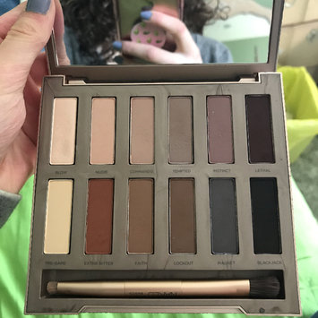Photo of Urban Decay Naked Ultimate Basics Eyeshadow Palette uploaded by Nicole R.