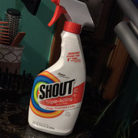 Shout® Trigger Triple-Acting Stain Remover uploaded by Emily M.