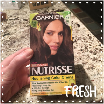 Photo of Garnier Nutrisse Nourishing Color Creme uploaded by Shana S.