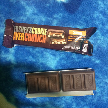 Photo of Hershey's Caramel Cookie Layer Crunch Bar uploaded by Rebeca D.