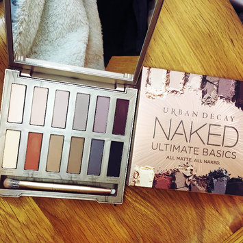 Photo of Urban Decay Naked Ultimate Basics Eyeshadow Palette uploaded by Charley F.