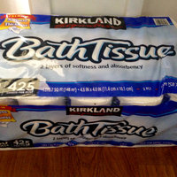 Kirkland Signature Embossed Bath Tissue, 30 Rolls, 425 Sheets Per Roll uploaded by Nka k.