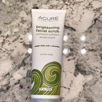 Acure Organics Brightening Facial Scrub Trial Size - 1 Fl Oz uploaded by Brianne M.