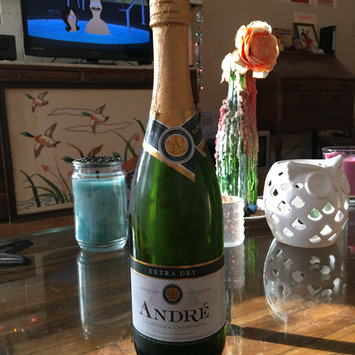 Photo of ANDRE Andre Extra Dry California Champagne 750 ml uploaded by Jill R.