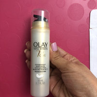 Olay Total Effects 7 in 1 Moisturizer + Serum Duo with Sunscreen Broad Spectrum SPF 15, 1.35 fl oz uploaded by Ironelis S.