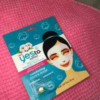Yes To Cotton Comforting Paper Mask – Single Use uploaded by Deanna J.