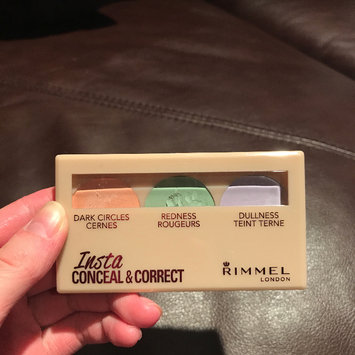 Photo of Rimmel London Insta Conceal & Correct Palette uploaded by Nicole R.