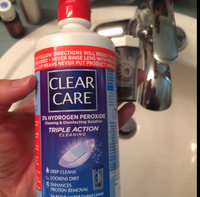 Clear Care Cleaning & Disinfecting Solution uploaded by Kate V.