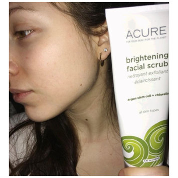 Photo of Acure Organics Brightening Facial Scrub uploaded by Abril M.