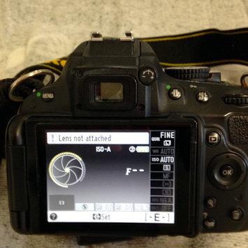 Photo of Nikon D5100 16.2MP CMOS Digital SLR Camera with 18-55mm f/3.5-5.6 AF-S DX VR Nikkor Zoom Lens uploaded by Nka k.