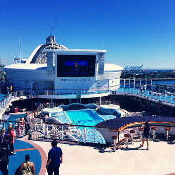 Photo of Princess Cruises uploaded by Shannon M.