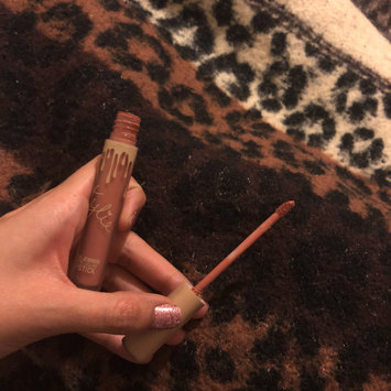 Photo of Kylie Cosmetics℠ By Kylie Jenner Send Me More Nudes Matte Liquid Lipstick uploaded by Cindy H.