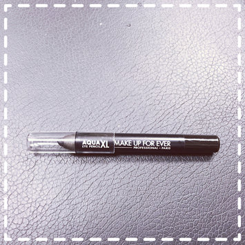 Photo of MAKE UP FOR EVER Aqua Eyes Waterproof Eyeliner Pencil uploaded by Andrea C.