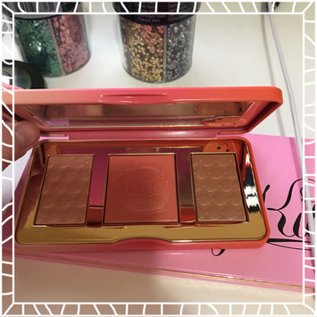Photo of Too Faced Sweet Peach Glow Infused Highlighting Palette uploaded by Shayla B.
