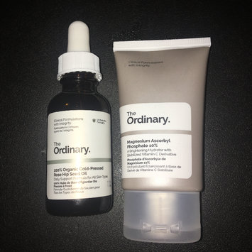 Photo of The Ordinary 100% Organic Cold-Pressed Rose Hip Seed Oil 1 oz/ 30 mL uploaded by Monique F.