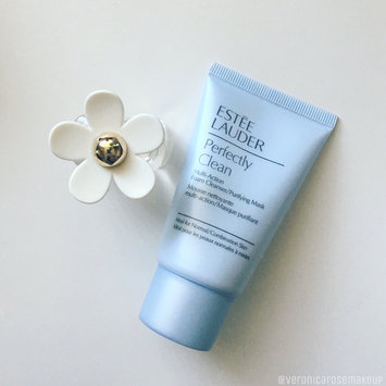 Photo of Estée Lauder Perfectly Clean Multi-Action Foam Cleanser/Purifying Mask uploaded by Veronica R.