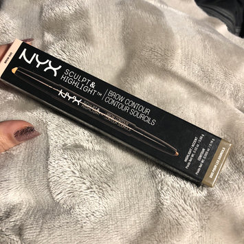 Photo of NYX Sculpt and Highlight Brow Contour uploaded by Michelle M.