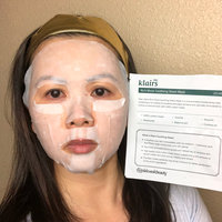 Dear, Klairs - Rich Moist Soothing Sheet Mask 1pc 23ml uploaded by Joanne L.