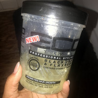 Eco Style Black Castor & Flaxseed Oil Styling Gel uploaded by Erica B.