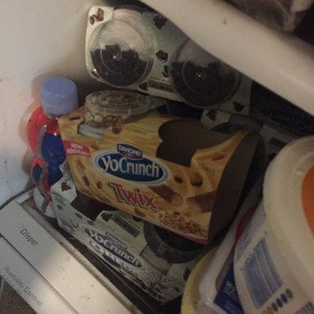 Photo of YoCrunch Yogurt Vanilla with M&M's uploaded by Alicia B.