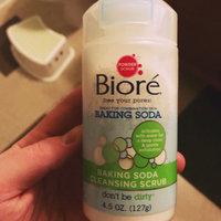 Bioré Baking Soda Cleansing Scrub uploaded by Viktoriya B.