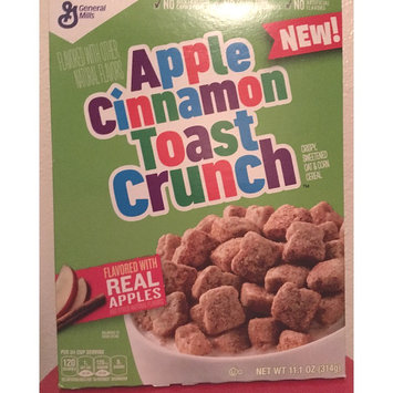 Photo of Apple Cinnamon Toast Crunch™ Cereal 18.5 oz. Box uploaded by Erika E.