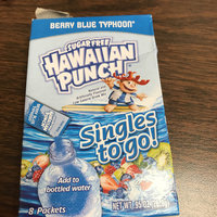 Hawaiian Punch Singles To Go Sugar Free Berry Blue Typhoon uploaded by Tiffany H.