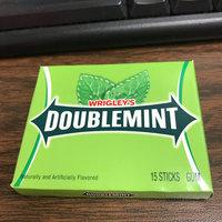 Wrigley's Doublemint Gum uploaded by Tiffany H.