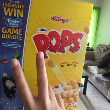 Photo of Kellogg's Corn Pops Cereal uploaded by Liliana A.