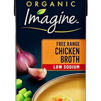 Imagine® Organic Free Range Chicken Broth uploaded by Monique A.