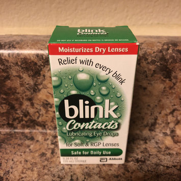 Photo of AMO Blink Contacts Lubricating Eye Drops uploaded by Miranda F.