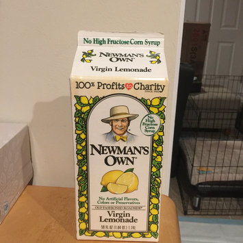 Photo of Newman's Own All Natural Virgin Lemonade uploaded by Jessica P.